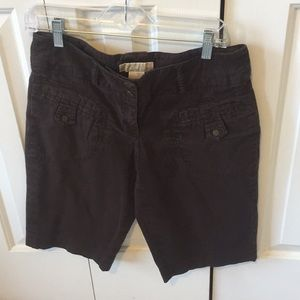Michael Michael Kors Shorts Sz 8 Dark Brown